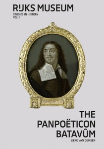 The Panpoëticon Batavûm; The portrait of the author as a celebrity.